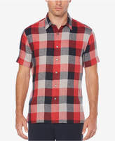 Perry Ellis Men's Checked Shirt
