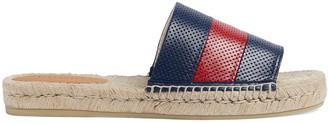 Gucci Slide sandal with Web
