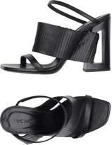 Vic Matié Sandals - Item 11245282