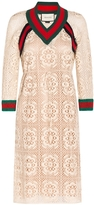 Gucci Crochet Knit Dress