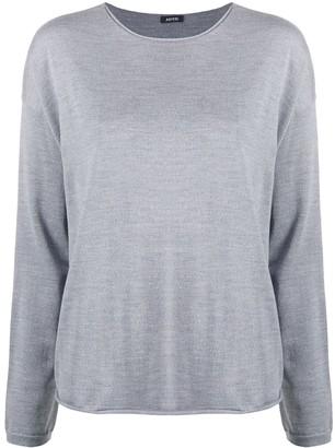 Aspesi Knitted Long Sleeve Top