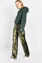 Silence & Noise Silence + Noise Nora High-Rise Sequin Trouser Pant