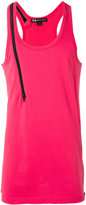 Y-3 contrast tank top - men - Cotton - S