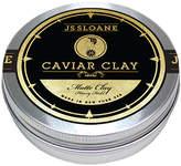 Sloane Caviar Matte Clay by JS Co. (3.6oz Pomade)