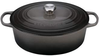 Le Creuset 8 qt. Signature Oval Dutch Oven - Oyster