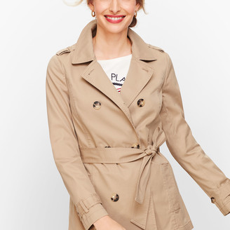 Talbots Trench Jacket