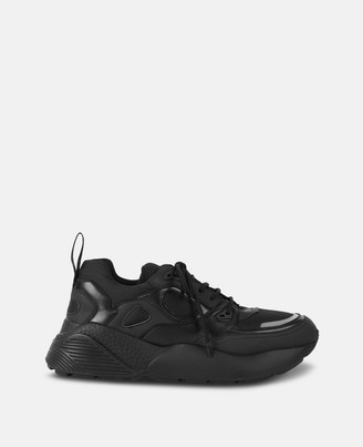 Stella McCartney Eclypse Black Sneakers, Men's