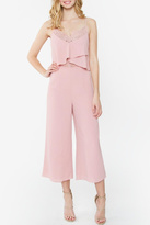 Sugar Lips Sugarlips Romantic Pink Jumpsuit