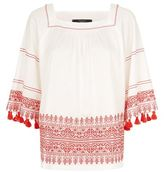 Max Mara Zambia Embroidered Tunic