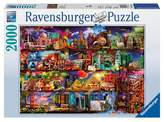 Ravensburger World of Books 2000pc Puzzle