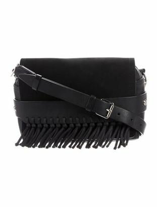 3.1 Phillip Lim Bianca Small Flap Crossbody Bag Black