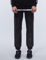 Black Scale Sigil Sweatpants