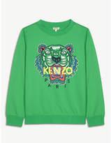 Kenzo Tiger cotton sweatshirt 4-16 years