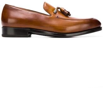 Salvatore Ferragamo Classic Tassel Loafers