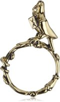 Disney Cinderella Dove on a Vine Envelope Charm Ring