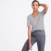 J.Crew 10 percent T-shirt in stripe