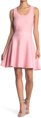 re:named apparel Knit Skater Dress