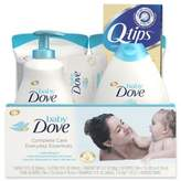Dove Baby 7-Piece Complete Care Everyday Essentials Gift Set