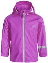 Kamik Solid Rain Jacket (For Little Girls)