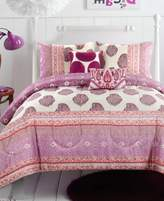 Idea Nuova Skylar Pom Pom 5-Pc. Full/Queen Comforter Set