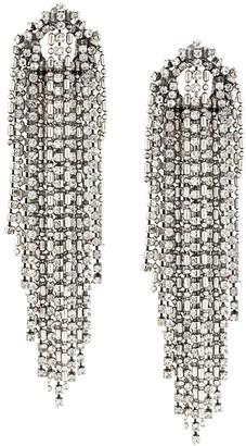 Dannijo Julia crystal earrings
