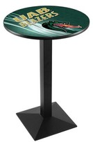 "NCAA Hollan Bar Stool Dining Table Holland Bar Stool Tabletop Size: 42"" H x 28"" W x 28"" D, Team: UAB Blazers"
