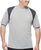Asics Mesh Short-Sleeve Tee - Big & Tall