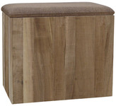 Wyatt LaMont Bench Hamper