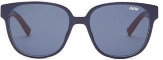 Christian Dior Sunglasses - Diorflag Square Optyl Sunglasses - Mens - Multi