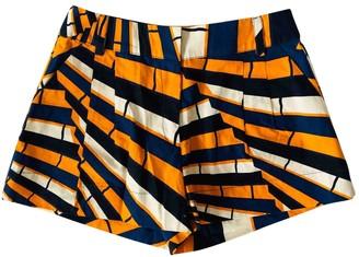 Lenny Niemeyer Multicolour Cotton Shorts for Women