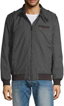 Members Only Front-Zip Jacket