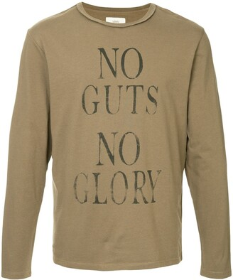 Kent & Curwen No Guts No Glory jumper