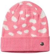 Barts Pink Glow In The Dark Vivid Cloud Beanie