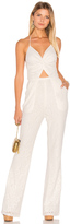6 Shore Road Globetrotter Lace Jumpsuit