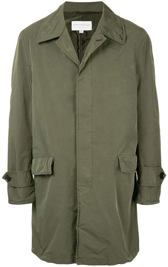 TOMORROWLAND single-breasted coat