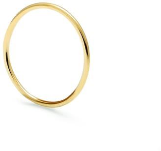 Myia Bonner Gold Skinny Round Stacking Ring