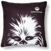 "Star Wars Chewbaca Face Pillow (15""x15"") Black Rebels®"