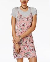Ultra Flirt Juniors' 2-Pc. Layered-Look Dress