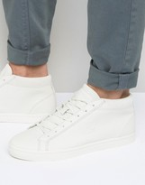 Lacoste Straightset Mid Sneakers