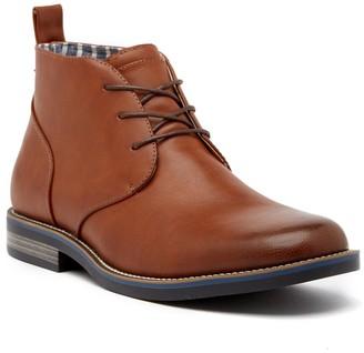 Robert Wayne Minos Lace-Up Chukka Boot - Wide Width