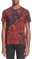 Just Cavalli 'Rock Romance' Print T-Shirt