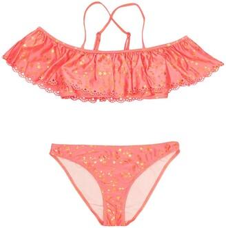 Molo Kids Star-Print Bikini
