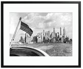 Sonic Editions New York City 1936 (Framed)