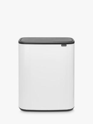 Brabantia Bo Recycling Touch Bin, 2x 30L