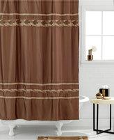 Croscill Bath, Mosaic Shower Curtain