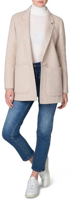 Skin and Threads Classic Wool Coat