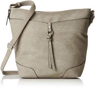 Tom Tailor Women's 24042 Cross-Body Bag Grey Size:
