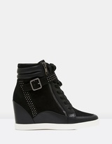 Forever New Kayla Wedge Sneakers