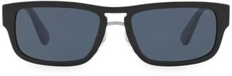 Prada Linea Rossa 56MM Rectangular Sunglasses