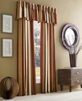 J Queen New York Valdosta Cotton Stripe Window Treatment Collection